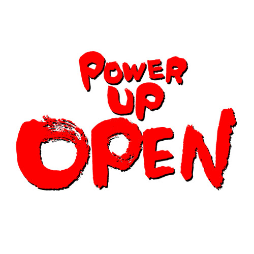 POWER UP OPEN