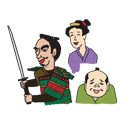 Samurai people